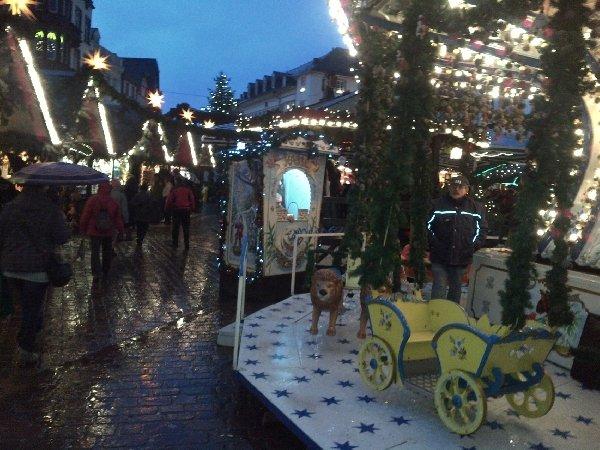Weihnachtsmarkt in Trier